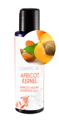Apricot kernel cosmetic oil