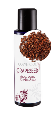 Cosmetic oil Grapeseed
