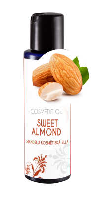 Cosmetic oil Sweet Almond